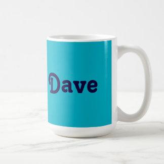 Mug Dave