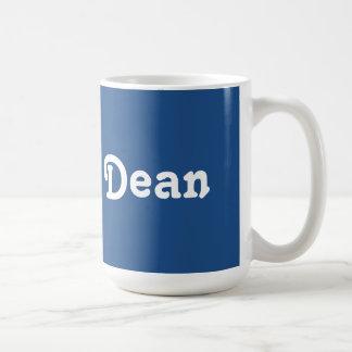 Mug Dean