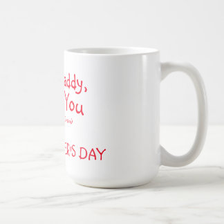 Mug/Dear Daddy Coffee Mug