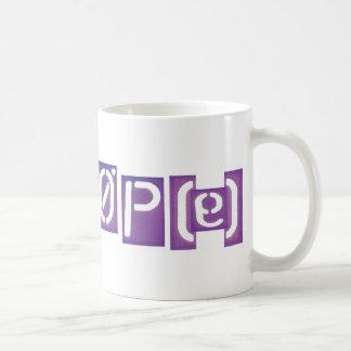 _mug del hip-hop (e) taza