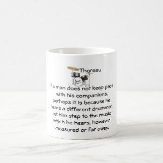 Mug - Different Drummer