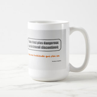 Mug: Discontinued Labour Coffee Mug