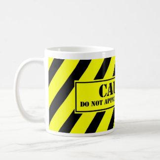 mug - do not approach