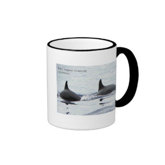 Mug - Dolphins in Bais, Negros Oriental