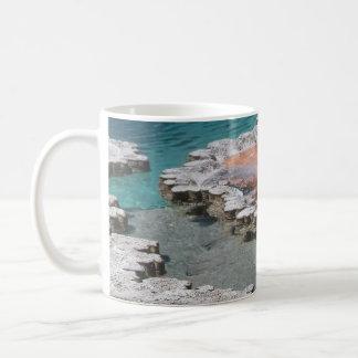 Mug: Doublet Pool Mineral Deposits #1 (Classic) Coffee Mug