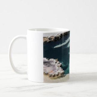 Mug: Doublet Pool Mineral Deposits #2 (Classic) Coffee Mug