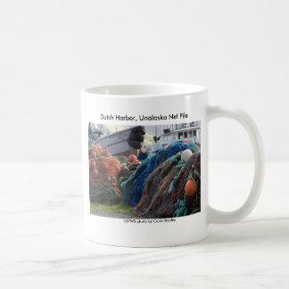Mug / Dutch Harbor, Unalaska Net Pile