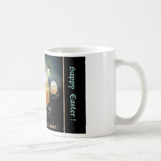 Mug Easter Eggs Benedict