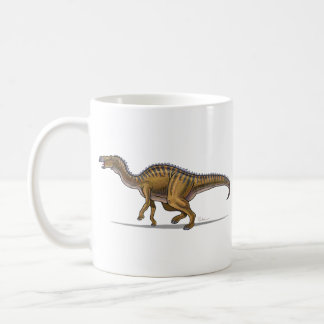 Mug Edmontosaurus Dinosaur