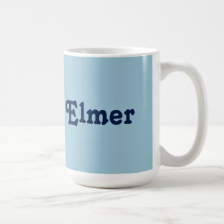 Mug Elmer