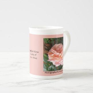 Mug ENGLISH ROSE Lady of the Mist bone china