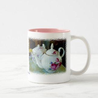 mug - English teapots