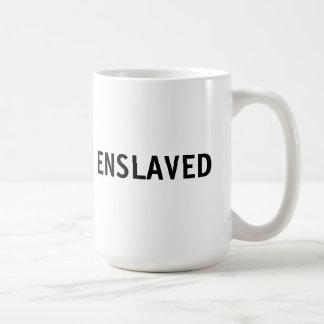 Mug Enslaved