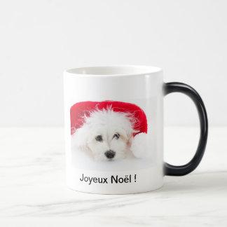 Mug Especial Noël Taza Mágica