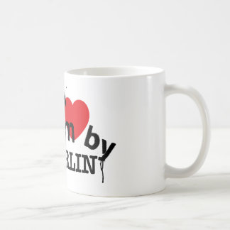 Mug expressing you being the king of the city