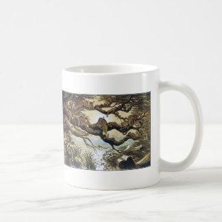Mug:  Fairyland: Asleep in the Moonlight Classic White Coffee Mug