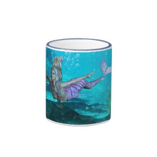 Mug - Fantasy Mermaid Mug - Fantsy Art Mug