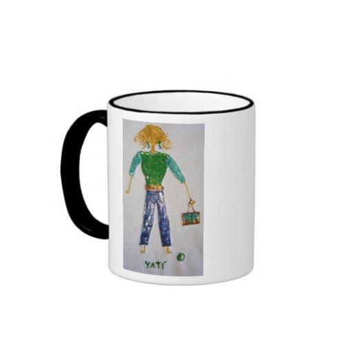 Mug- Fashion Figure