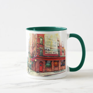 Mug featuring New York City's finest old bars