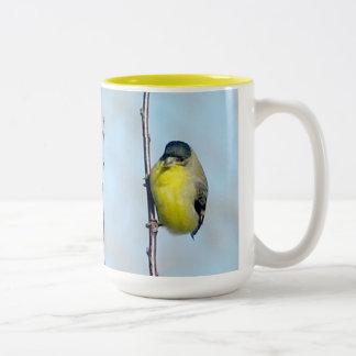 Mug - Finch for Left Hand
