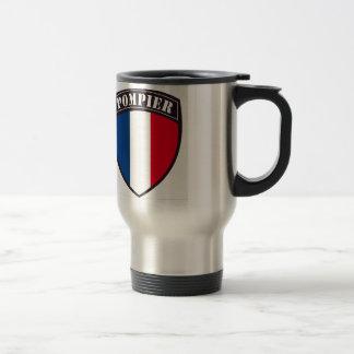 Mug Fireman of France