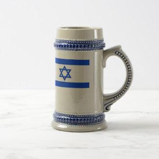 """Mug """"Flag of Israel """""""