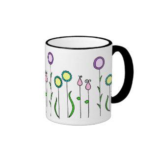 Mug flower discount/Flowerbed Mug
