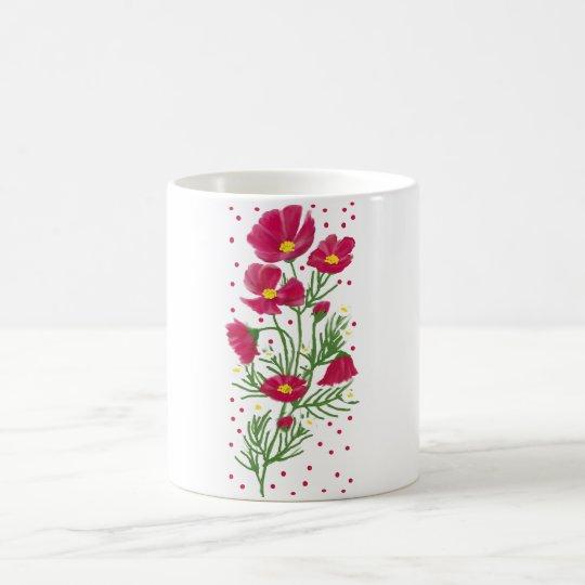 Mug,flowers Coffee Mug