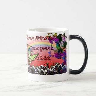 Mug for a coupon shopper