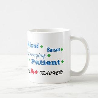 Mug for an A+ Teacher