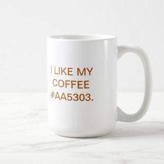 Mug for de diseñador de web taza básica blanca