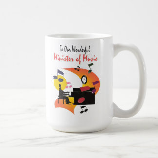 Mug for Ministers of Music