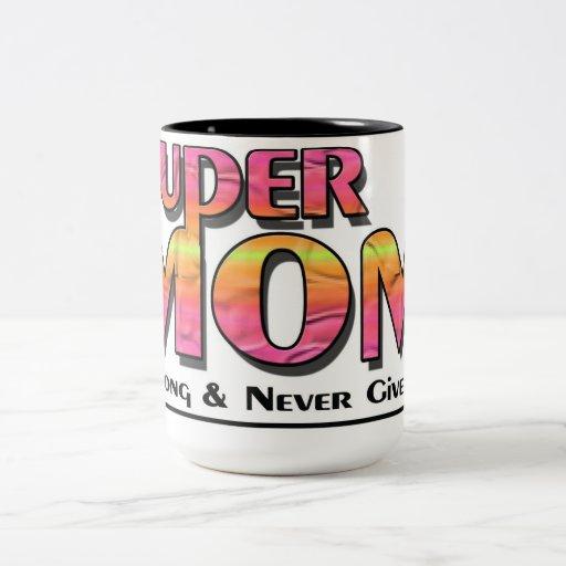 Mug for Super Mom