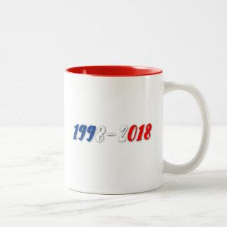 Mug France World champions 1998-2018