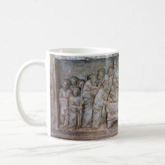 MUG - Fresco at the Popes Palace Avignon France mug