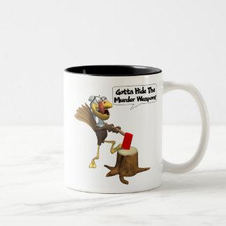 Mug - Funny Thanksgiving Turkey