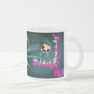 mug_G Frosted Glass Coffee Mug