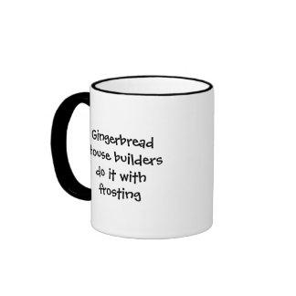Mug - Gingerbread House Builders