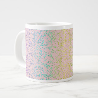 Mug Glitter Graphic Background