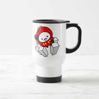 Mug - GO! Daruma Robot!!