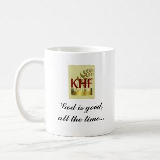 Mug - God is good, all the time...