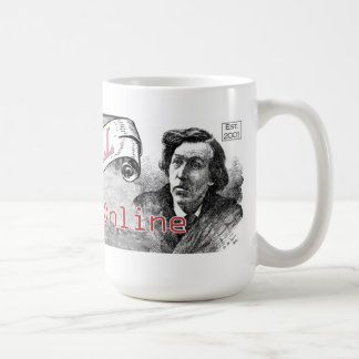 Mug-Gonagall Online Classic White Coffee Mug