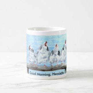 Mug - Good Morning, Henrietta