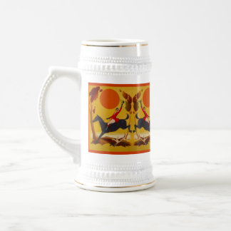MUG ~ GR8 Artsy Autumn Hunt Hunter Jumper Horse