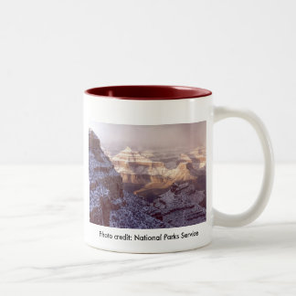 Mug / Grand Canyon Winter