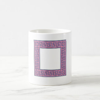 Mug – Greek Mosaic #3 - large square