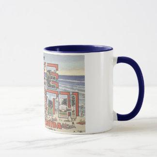 Mug_Greetings from LAKE WORTH FLORIDA_Large Letter Mug