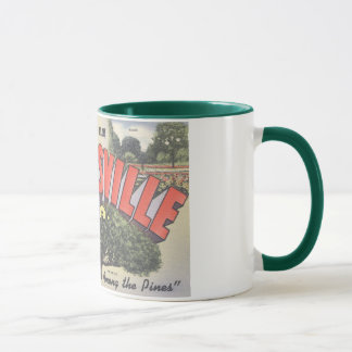 Mug_Greetings from THOMASVILLE CALIFORNIA_Cup Mug