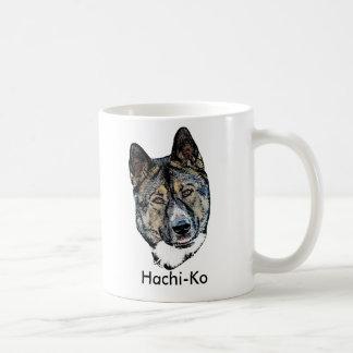 Mug: Hachi-Ko