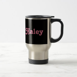 Mug Haley